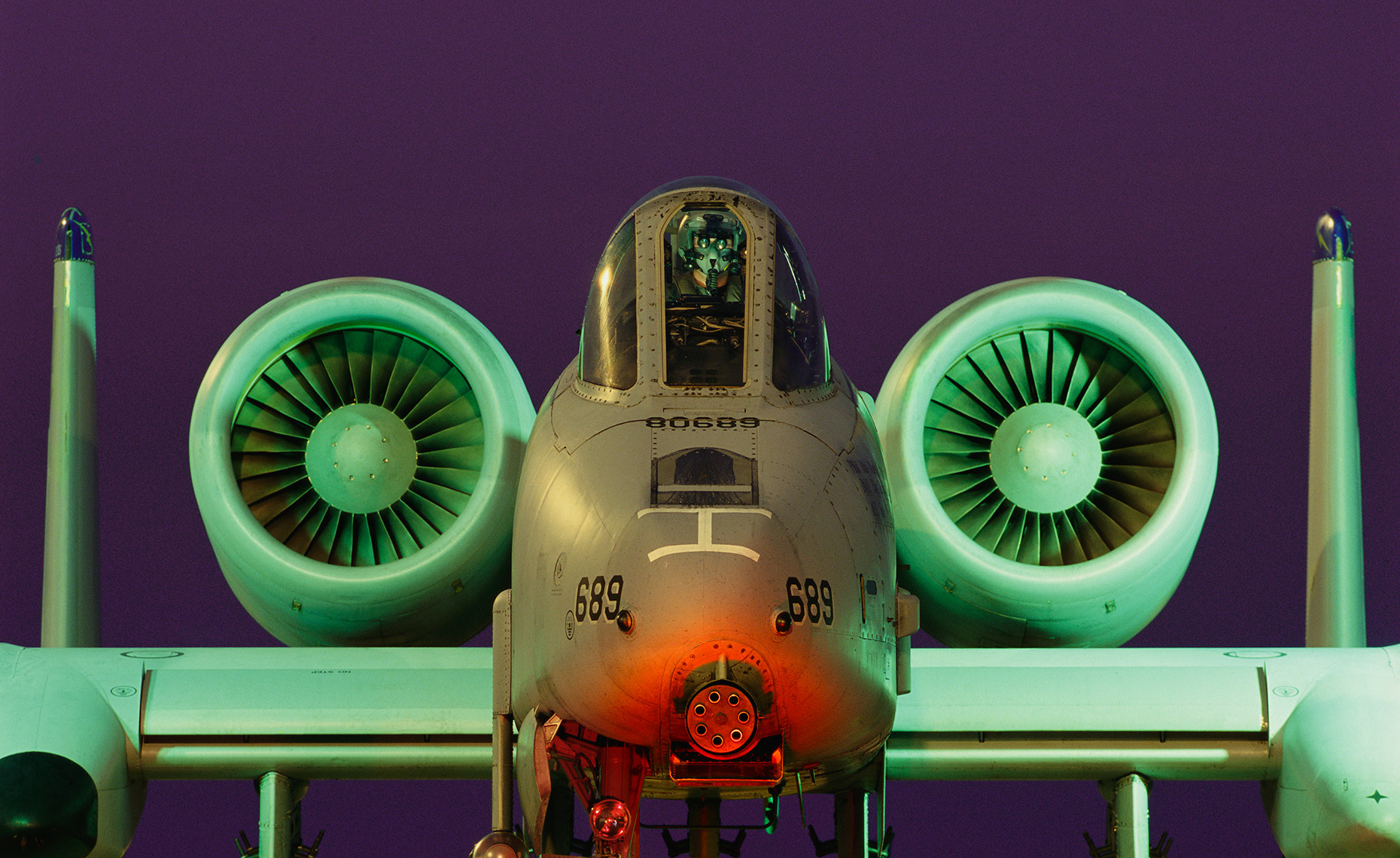 Fairchild Republic A-10 Thunderbolt II Warthog