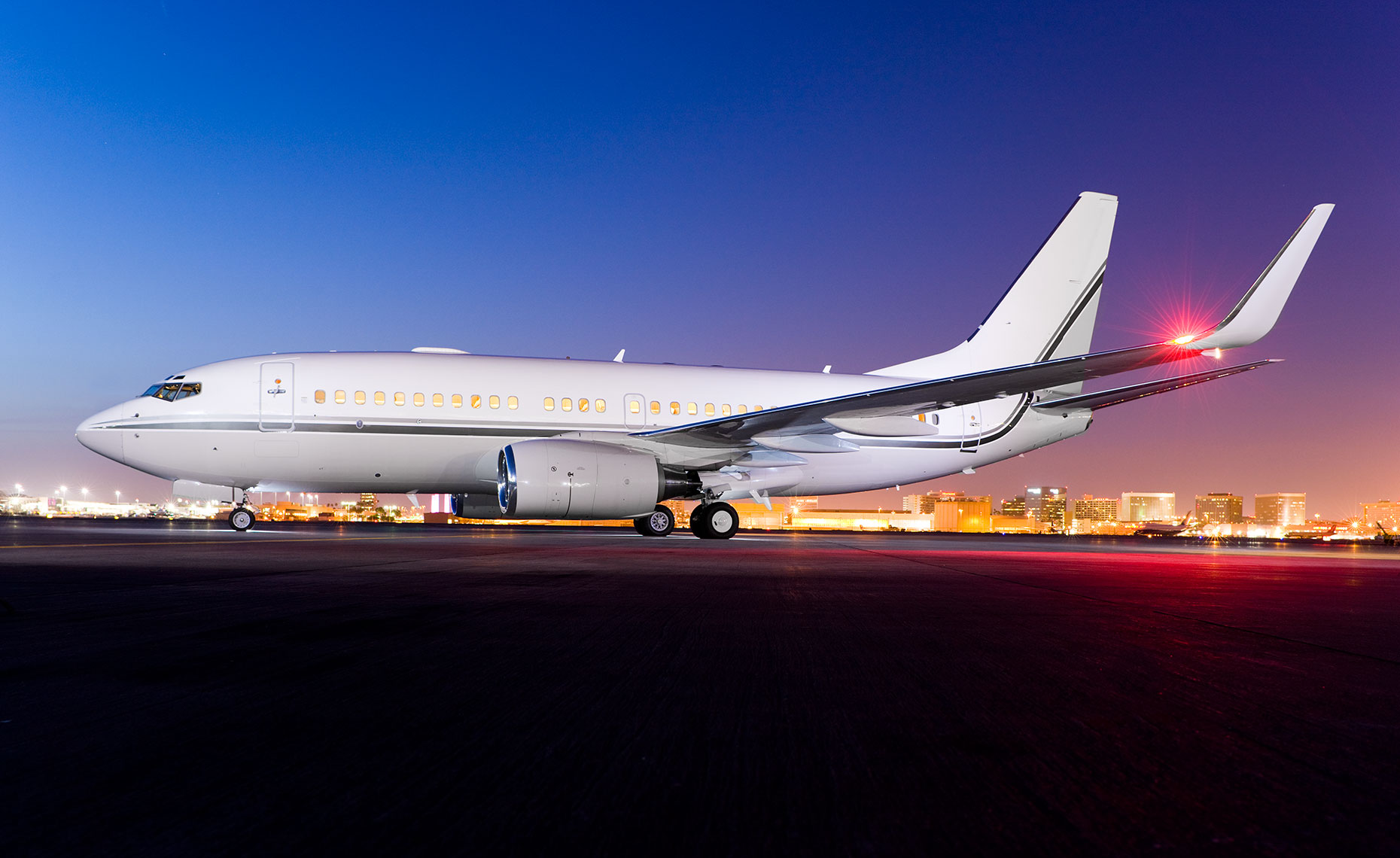 Boeing BBJ Business Jet