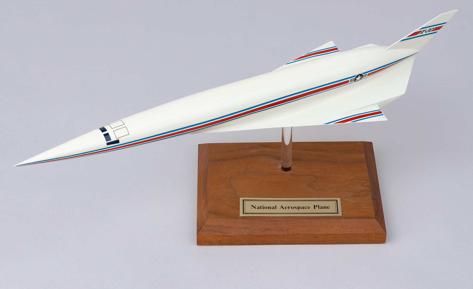 Model of Boeing X-30 NASP concept