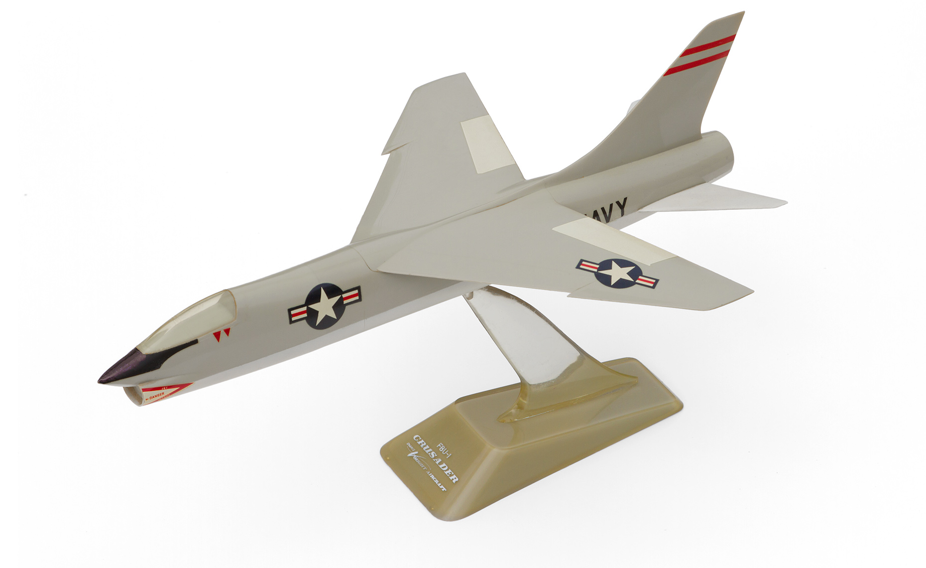 Topping Models Chance Vought F8U-1 Crusader