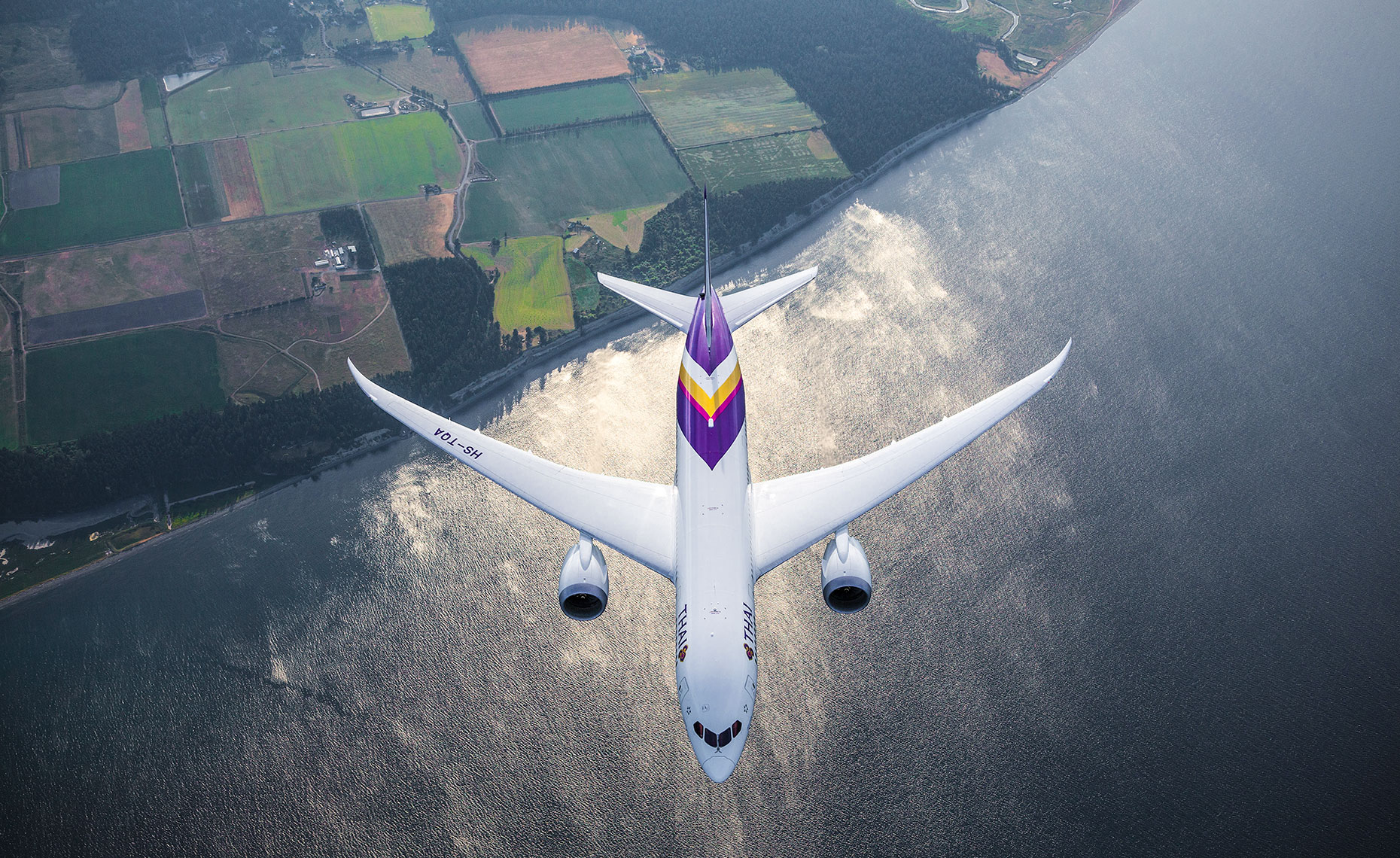 Thai Airways International Boeing 787-8 Dreamliner
