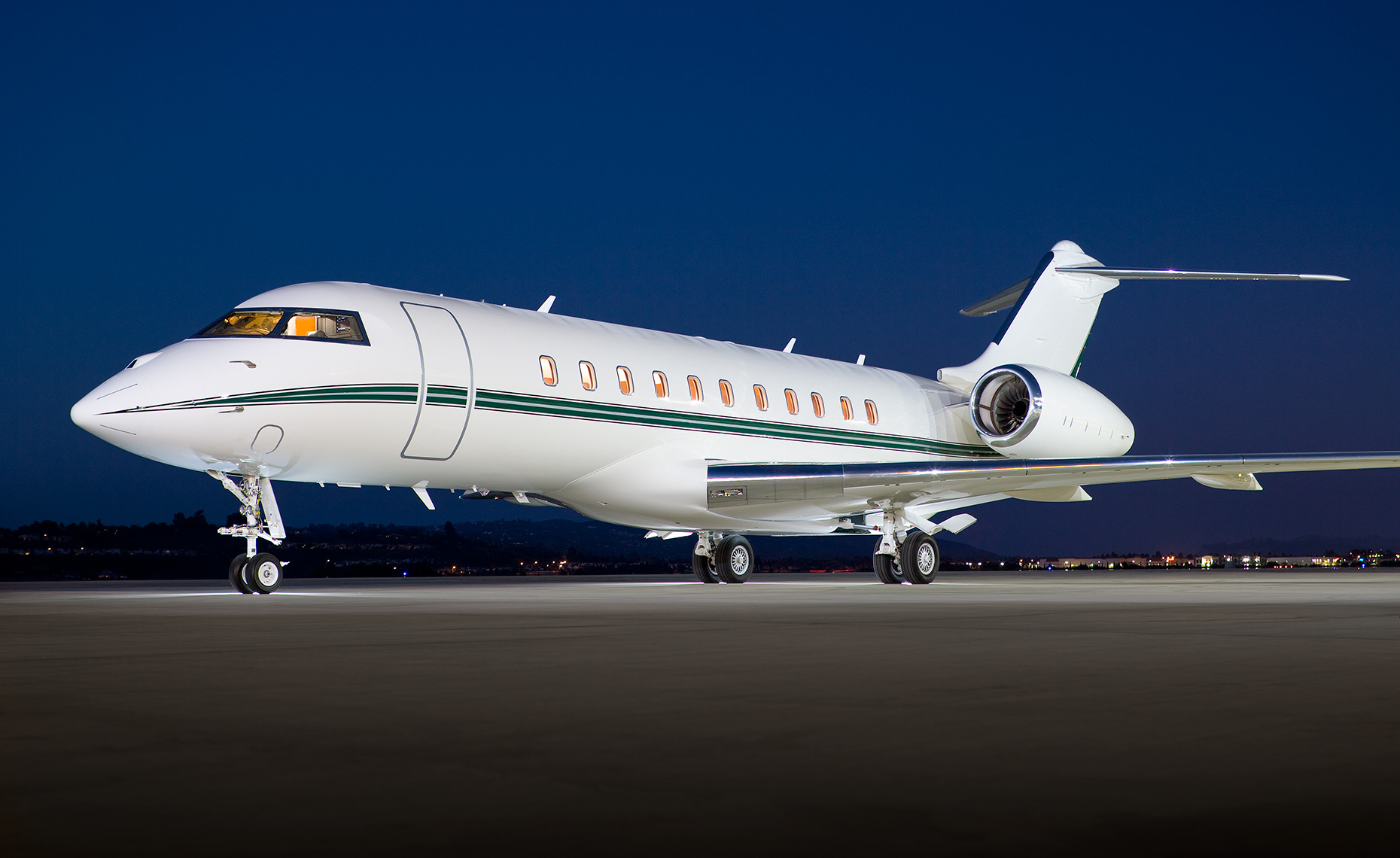 Bombardier Global 5000 Business Jet