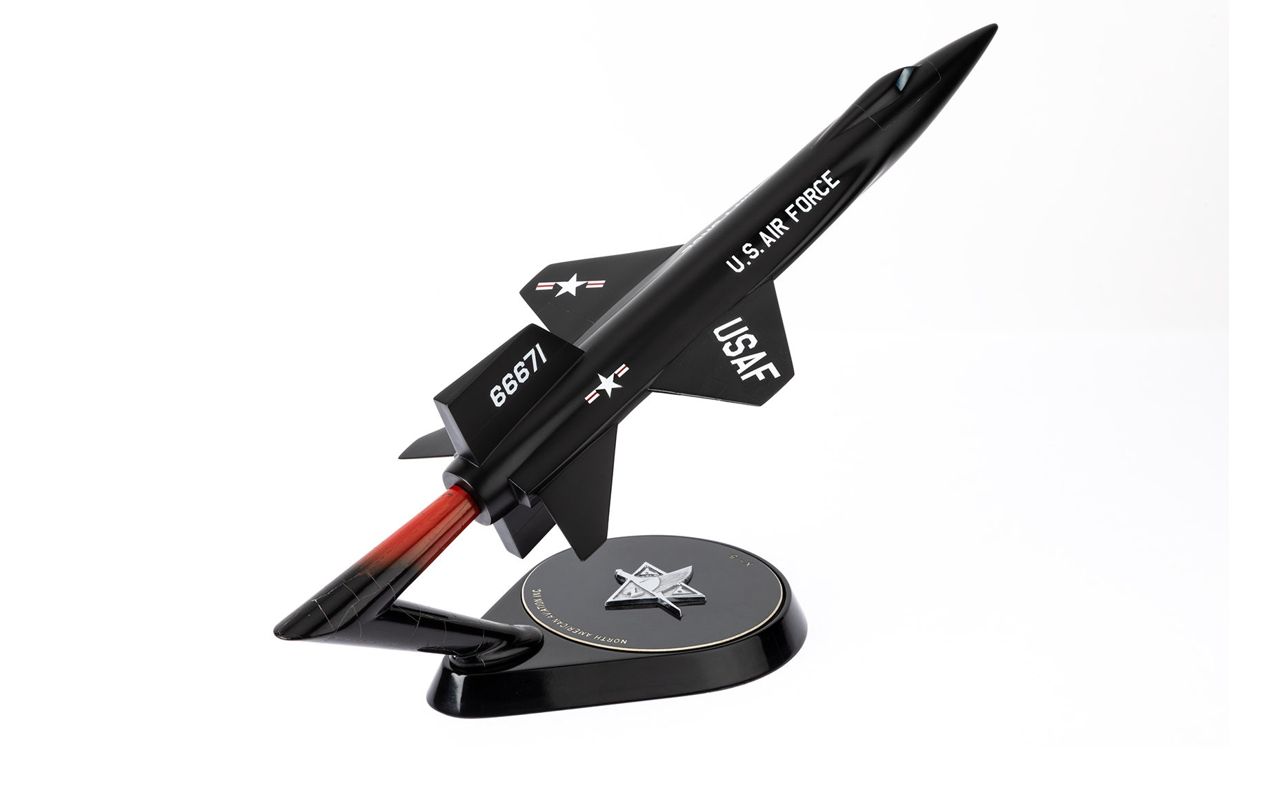 North American X-15 In-House Factory Model