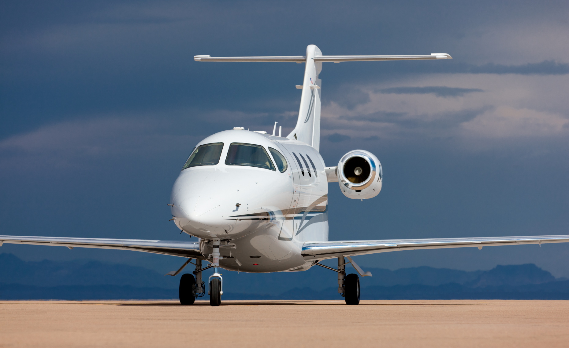 Beech Premier private jet
