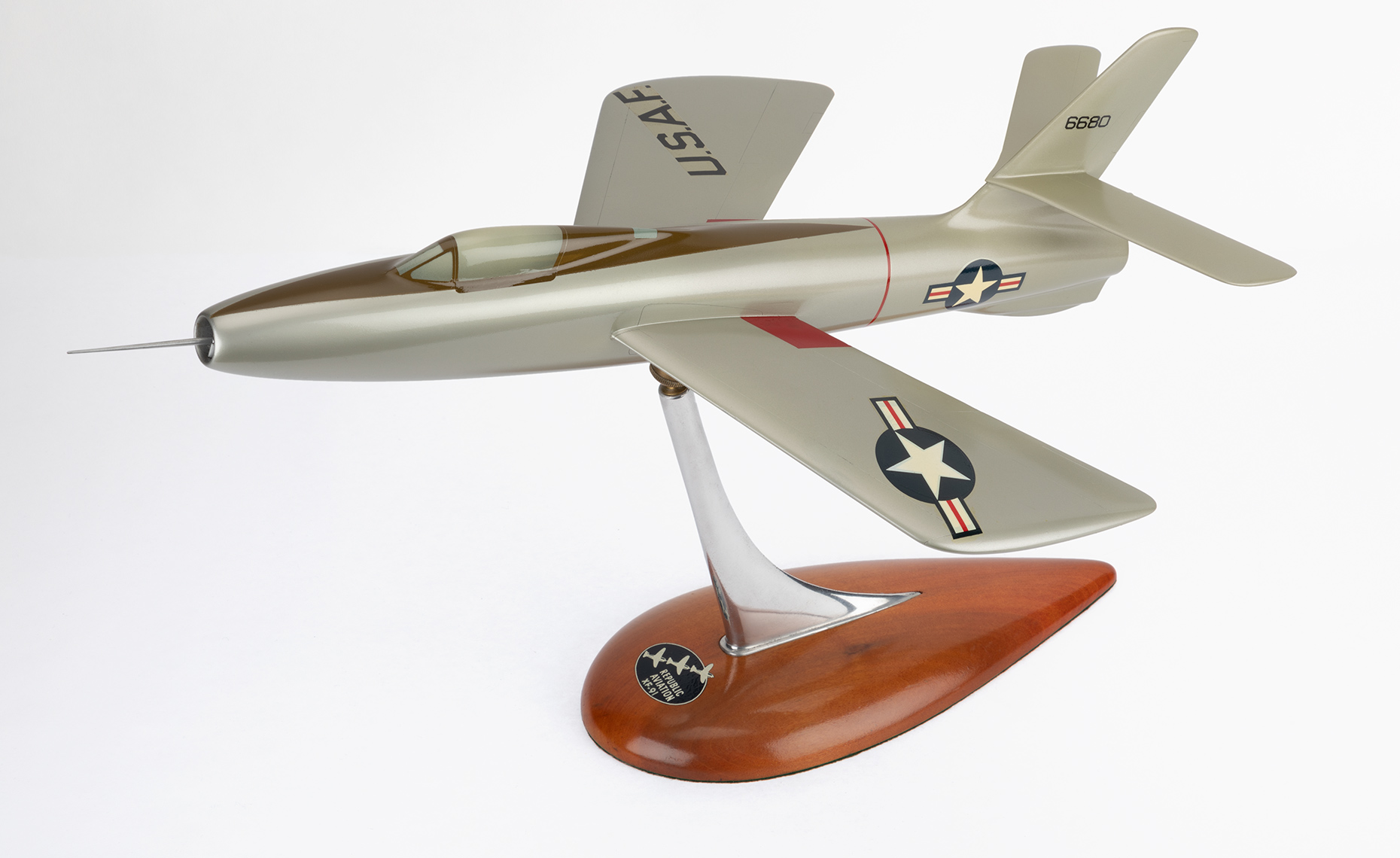 Republic Aviation XF-91 Thunderceptor