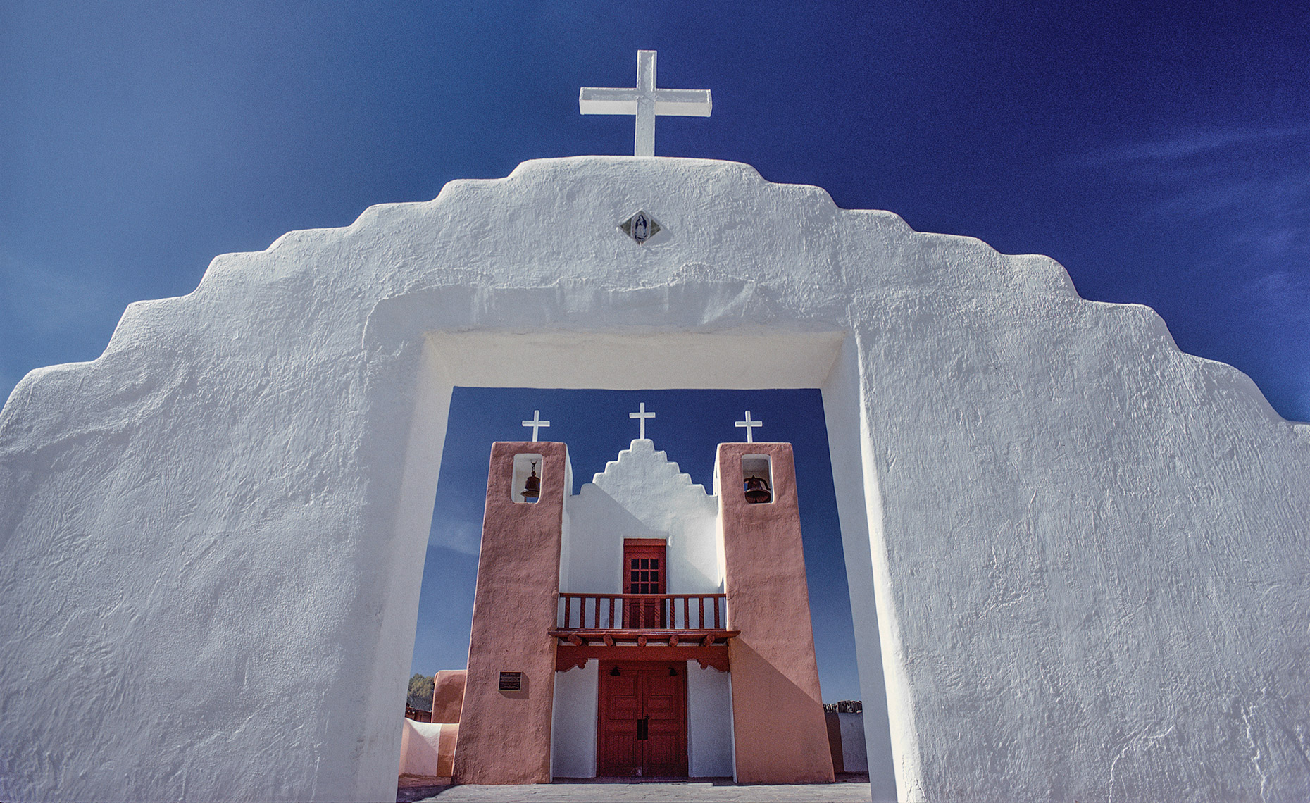 St. Geronimo Church at Taos Pueblo