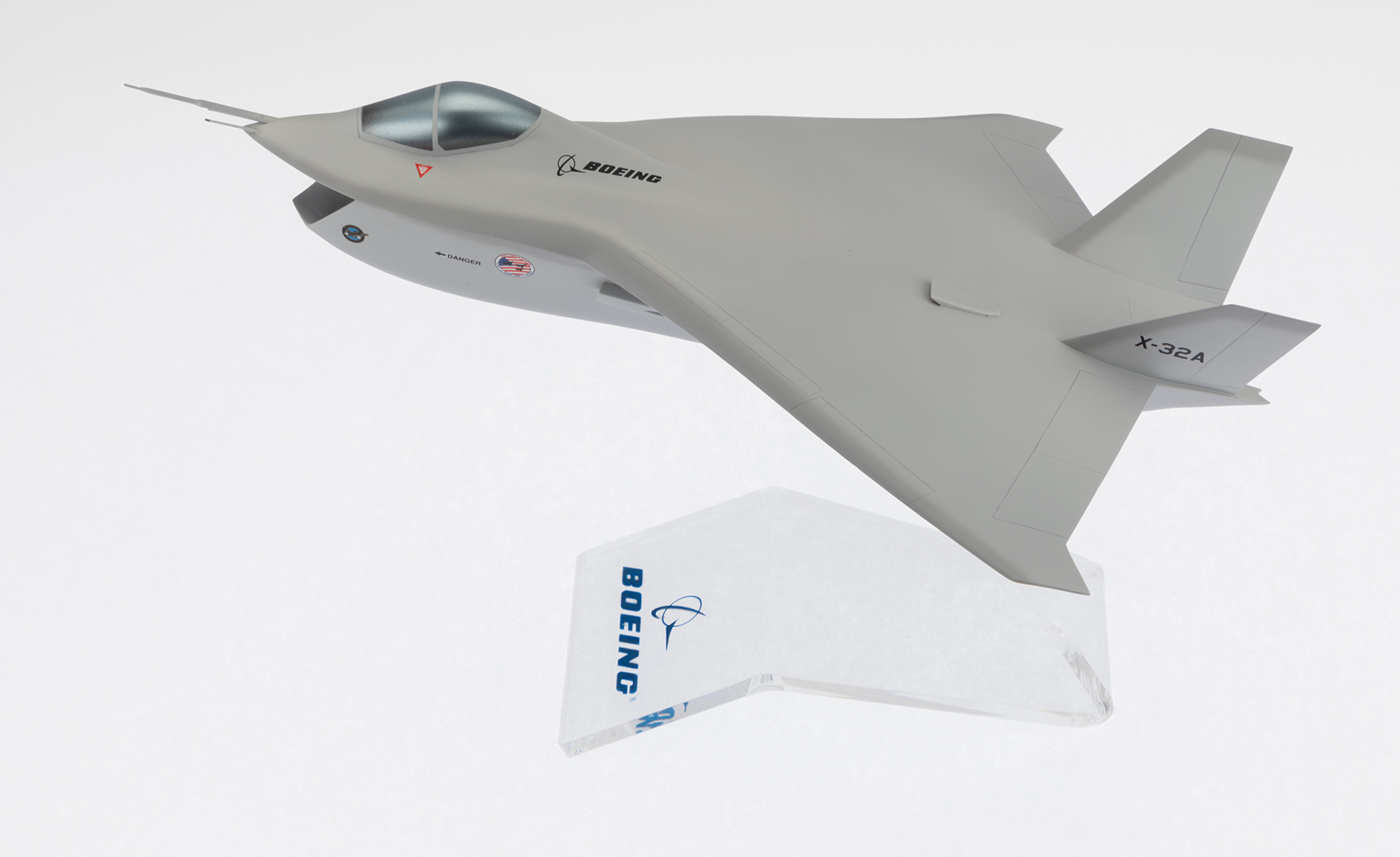 Factory Model Boeing X-32A