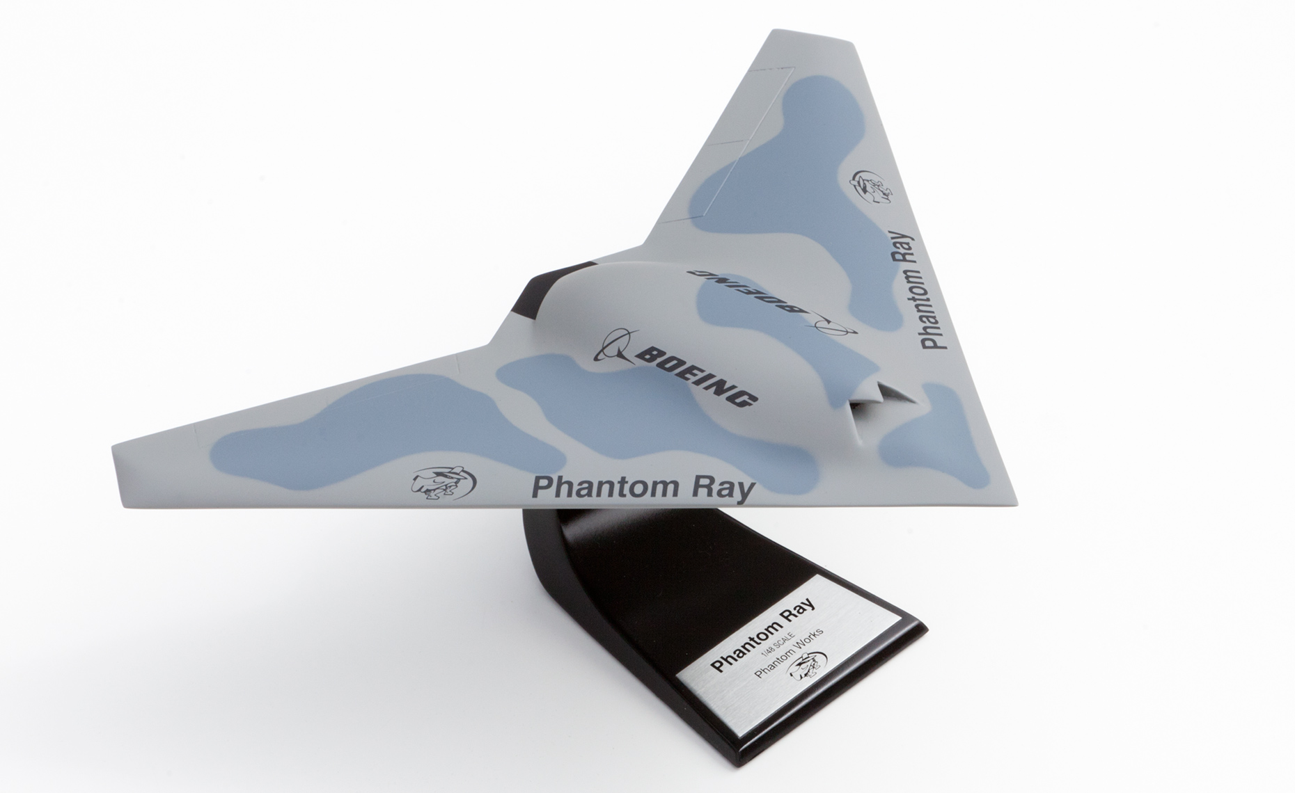 Boeing X-45C Phantom Ray model