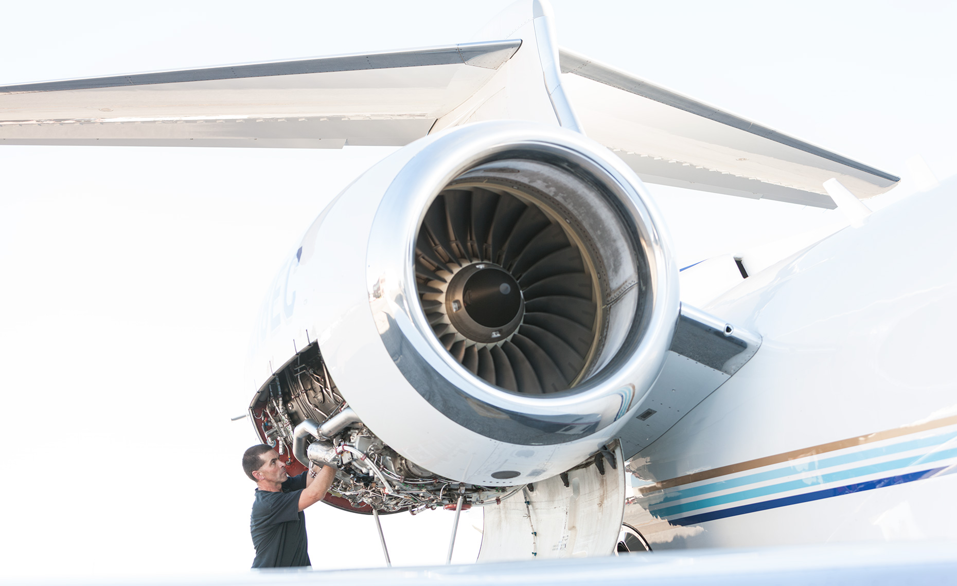 Gulfstream Jet Engine Mechanic